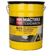 Мастика МГТН № 24 гидроизоляционная ТехноНиколь