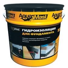 Мастика битумная AquaMast гидроизоляционная