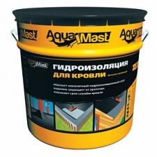 Мастика битумно-резиновая AquaMast кровельная