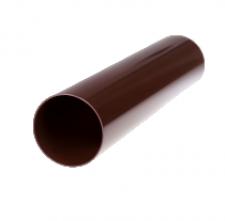 Труба 3 м.п Profil диаметр 100 мм Водосточная система