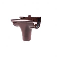 Лейка проходная Profil диаметр 130 мм Водосточная система