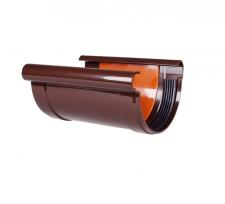 Соединитель желоба Profil диаметр 130 мм Водосточная система