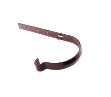 Держатель желоба металлический длинный Profil диаметр 130 мм Водосточная система
